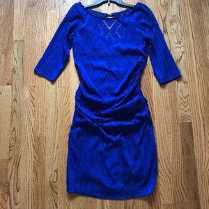 Tracy Reese Royal Blue Dress Medium M